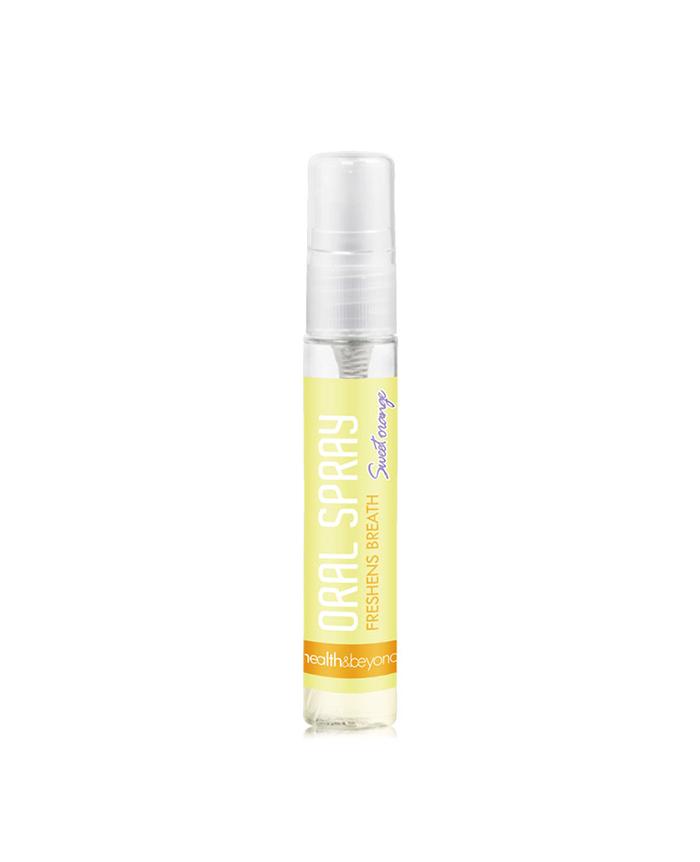 10mL Custom Sweet Orange Breath Freshening Spray