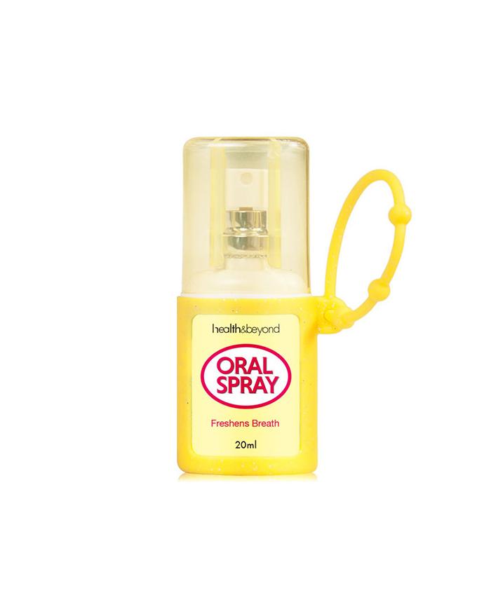 20mL Custom Breath Freshening Spray