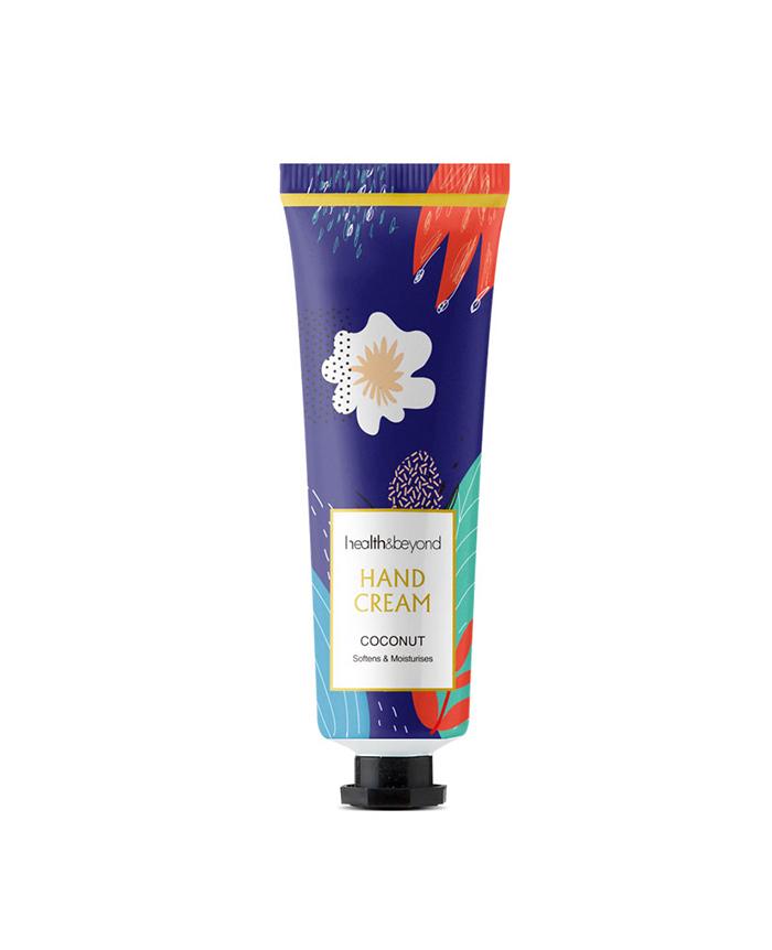 30mL OEM Coconut Hand Cream