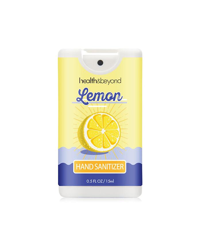 15mL Lemon Instant Hand Sanitizer Spray Wholesale