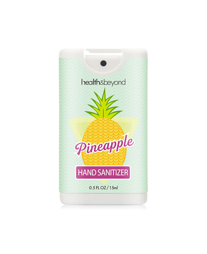 15mL Pineapple Instant Hand Soap Spray Supplier