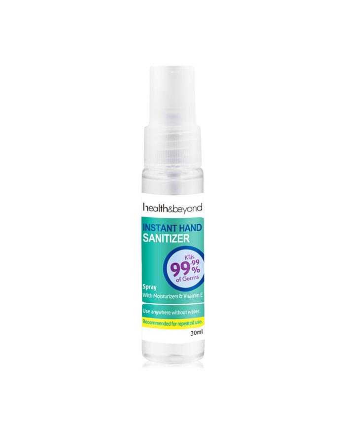 30mL Instant Hand Sanitizer Spray