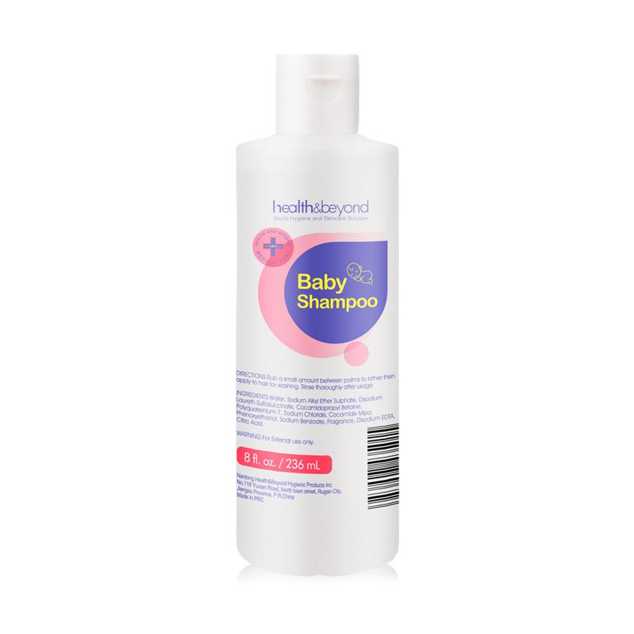 236mL Baby Shampoo