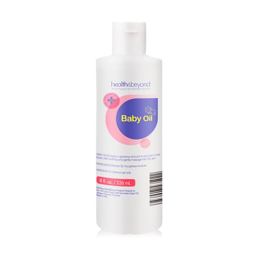 236mL Baby Oil