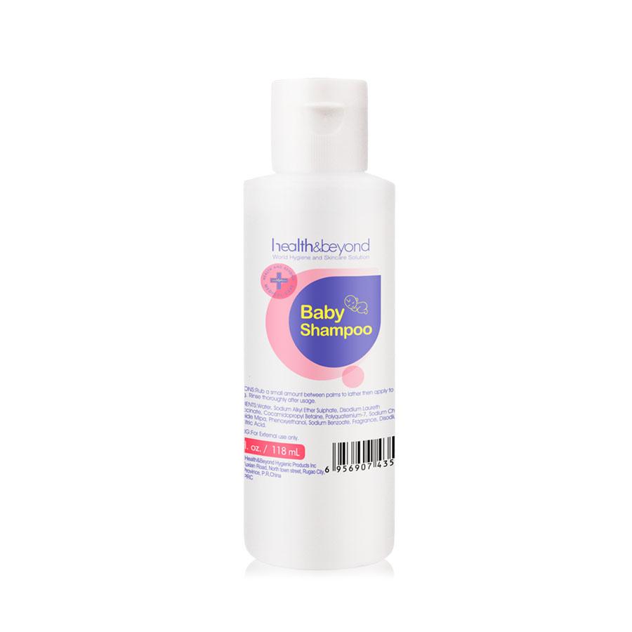 118mL Baby Shampoo