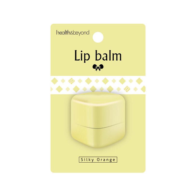 Silky Orange Lip Balm
