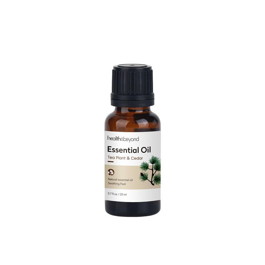 20ml private label moisturizing foot essential oil