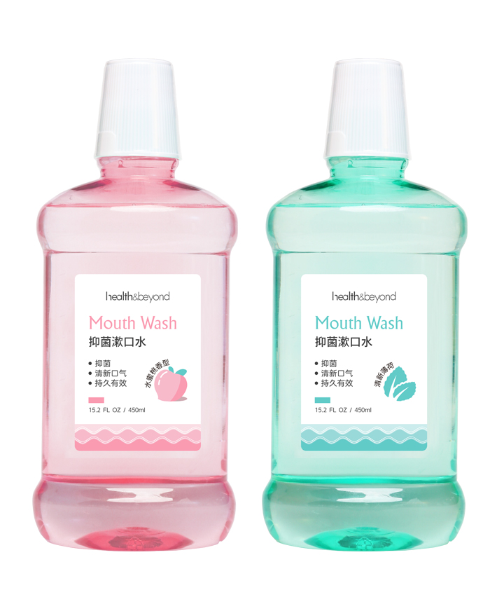 Antibacterial Mouth Wash-450ml